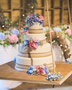 Stable Cottage Cakes - Delightful Modern Wedding Cakes with Eco Benefits - Girl Gets Wed