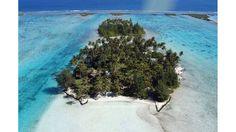 Private island for sale in bora bora french polynesia haapiti rahi motu ...  For sale......and I'm gonna buy it !