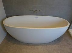 freestanding bath with wall at end - Google Search