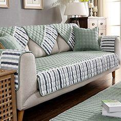 JINGJIE Sofa Slipcover,Cotton Cloth Sofa Covers Minimalist Modern Living  Room Sofa Furniture Protector 1pc