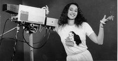 Scarlet Moon e Nelson Motta tiveram um programa de entrevistas na TV Record-Rio, o NOITES CARIOCAS, que renovou o gênero pela descontração.