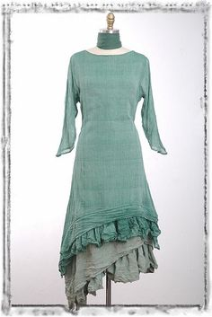 Ellington Frock, many fabrics and colors to choose from, the back detail of the dress is amazing