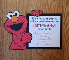 Elmo Birthday Party Ideas by a Professional Party Planner Elmo