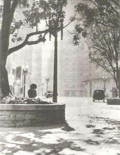 Década de 50 - Rua Marconi.
