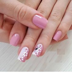 Pin by rita diosana on nail art designs in 2019 uñas de gel, uñas infantile Cute Nails, Pretty Nails, My Nails, Nailart, Nail Selection, Pink Nail Designs, Nails Design, Creative Nails, Nail Tutorials