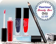 $80 Worth of Nail & Beauty Products Only $2.99 Shipped @ Julep - Hot Deals