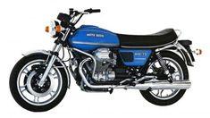 Moto del día: Moto Guzzi 850 T3 Electra Glide, Classic Italian, Timeless Classic, Moto Guzzi California, Harley Davidson, Motorcycle Bike, Motogp, Cool Bikes, Le Mans
