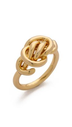 Knotty ring