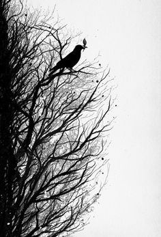 Dead Tree Art Print by Nicebleed