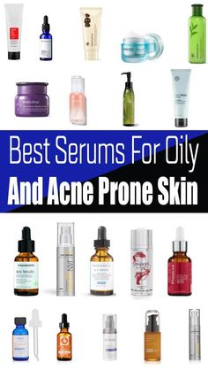 Top 5 Best Serum For Oily Skin In India – Many people may think of it as an extravagance indulgence, but serum is the most hardworking natual skin care product of all. This keeps your skin hydrated an Best Hydrating Serum, Best Serum, Oily Skin Remedy, Oily Skin Care, Dry Skin, Acne Skin, Acne Prone Skin, Acne Scars, Best Whitening Serum