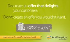 """Get Your Customers to Say """"I Want That!"""" in Four Easy Steps"""