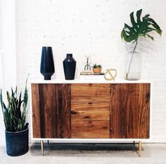 Check out these 10 ways to incorporate Scandinavian interior design using wood for your house. Scandinavian decor is still so trendy these days and can be so easy to include it into your housing. Wood Interior Design, Scandinavian Interior Design, Scandinavian Living, Interior Decorating, Nordic Design, Furniture Design, Decorating Ideas, Modern Cabinets, Wood Interiors