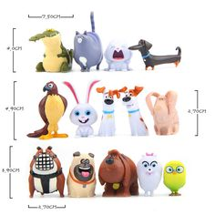 14pcs/lot PVC The Secret Life of Pets Snowball Gidget Mel Max Duke Dogs Cats Rabbit Action Figure Toys Cute Desktop Decoration  http://playertronics.com/product/14pcslot-pvc-the-secret-life-of-pets-snowball-gidget-mel-max-duke-dogs-cats-rabbit-action-figure-toys-cute-desktop-decoration/