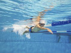 Whether swimming is your new passion or a necessity for your triathlon addiction, here are 10 tips that will help you when training and racing in the water.