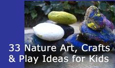 Nature Art Ideas for Kids