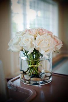 Vaza cilindrica H 12 cm - vaze nunta, vaze flori, vaze sticla