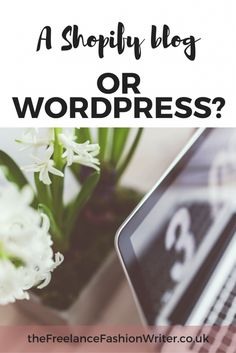 Is it best to use a Shopify blog or WordPress? Here are the pros and cons of both blogging systems to help you decide which is right for you.