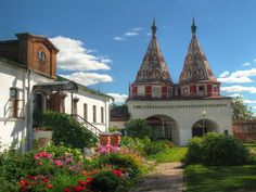 Suzdal Town in Russia