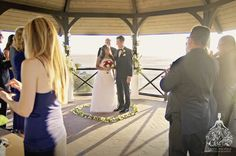 Laguna Beach California Heisler Park Gazebo Intimate Wedding Elopement Los