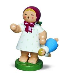 Wendt and Kühn Girl with Doll | My Growing Traditions