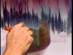 Bob Ross - High Chateau (Season 6 Episode 9) - YouTube
