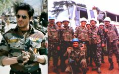 So back in the battle. Shah Rukh Khan's Production House 'Red Chillies Entertainment' is busy with a project which will salute the courage and daring of the Indian Army and Airforce by recreating one of our most successful missions, 'Operation Khukri' in Sierra Leone in 2000(West Africa). It was a r