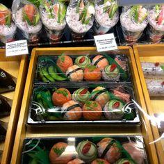sushi deli for throbb