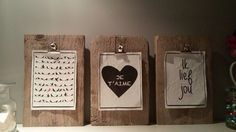 Nice idee!                                                       … Pallet Crafts, Wood Crafts, Diy And Crafts, Diy Furniture Projects, Diy Projects, Diy Frame, Handmade Home, Creative Home, Angels