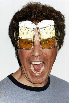 Beer goggles!