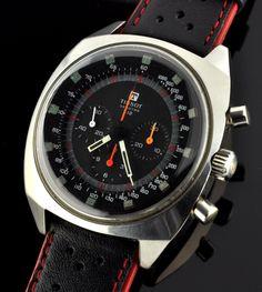 tissot seastar vintage chronograph - Google Search
