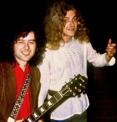Jimmy Page is all over these pages