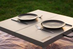 #Schönen! #Design #Möbel #klapptisch #Idee #outdoor