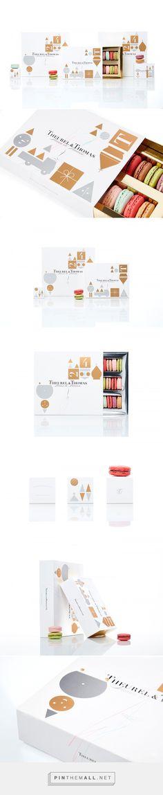 Theurel & Thomas Christmas packaging by Anagrama Studio