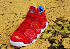 Take A Look At The Alternate Nike Air More Uptempo Doernbecher Inspired By  Wonder Woman