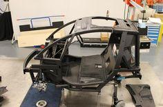composite honeycomb car build - Google Search