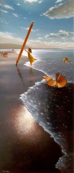 Pencil Parings by Jimmy Lawlor - PRINT - The Keeling Gallery.    For more great pins go to @KaseyBelleFox