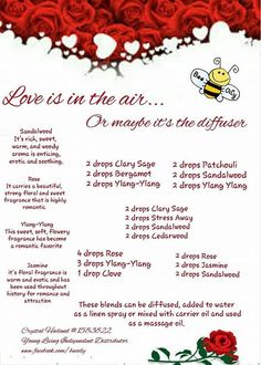 Love with Essential Oils