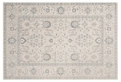 Grover Rug, Light Gray/Ivory | July 4th Sale | One Kings Lane