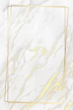 premium image of Rectangle golden frame on a marble background Rectangle golden frame on a marble background Marble Iphone Wallpaper, Framed Wallpaper, Aesthetic Iphone Wallpaper, Screen Wallpaper, Aesthetic Wallpapers, Golden Wallpaper, Unique Wallpaper, Wallpaper Ideas, Fond Design