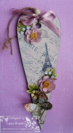 Laurart: Paris in Springtime