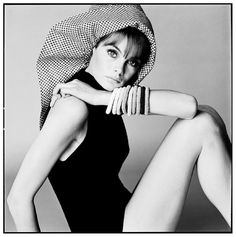 Jean Shrimpton, 1964 by David Bailey Jean Shrimpton, Chrissie Shrimpton, Jacqueline Bisset, Candice Bergen, Grace Coddington, Lauren Hutton, Catherine Deneuve, Twiggy, Kate Moss