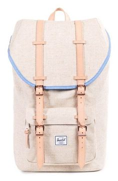 Herschel Supply Co.: Little America Hemp Backpack