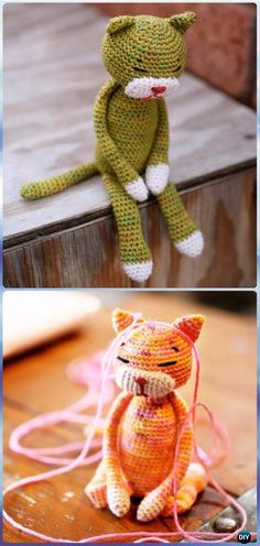 Crochet Amigurumi Amineko Cat Free Pattern - Crochet Amigurumi Cat Free Patterns