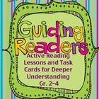 This set of 3 reading strategy lessons was developed to use with any books (fiction or non-fiction) and it aligns to the CCSS but can be used by an...