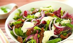 sałatka z suszonymi pomidorami i mozzarellą - Szukaj w Google