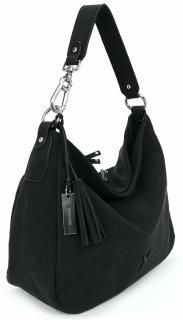 !!!Suri Frey Romy Basic schwarze Damenhenkeltasche Black Suri Frey, Rebecca Minkoff, Products, Fashion, Tote Bag, Handbags, Artificial Leather, Die Cutting, Blue