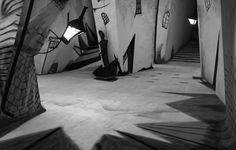 The Cabinet Of Dr. Caligari   HIGraphics