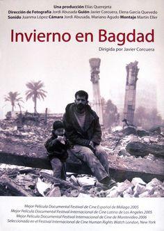 """""""Invierno en Bagdad"""" España/Perú (2005) Director: Javier Corcuera"""