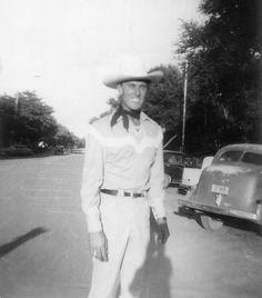 Ken Curtis - circa 1947