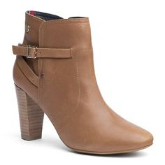 Tommy Hilfiger   Cristina Ankle Boots in summer cognac / brown